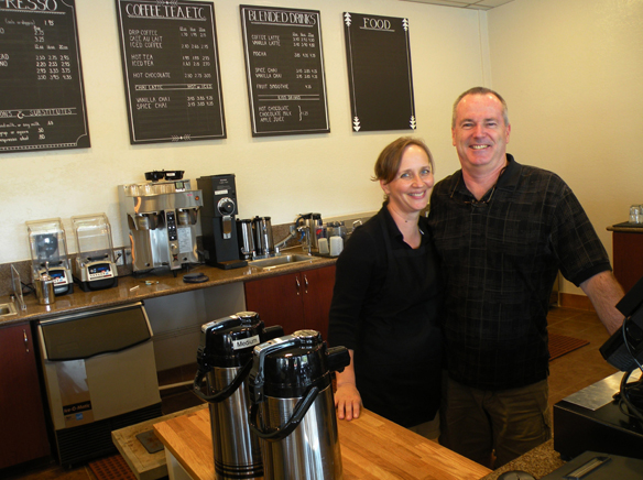 Kaffee Meister Brews Good Mix Of Coffee And Company