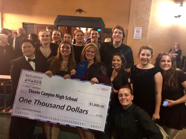 Steele Canyon high school production wins Best Musical | The