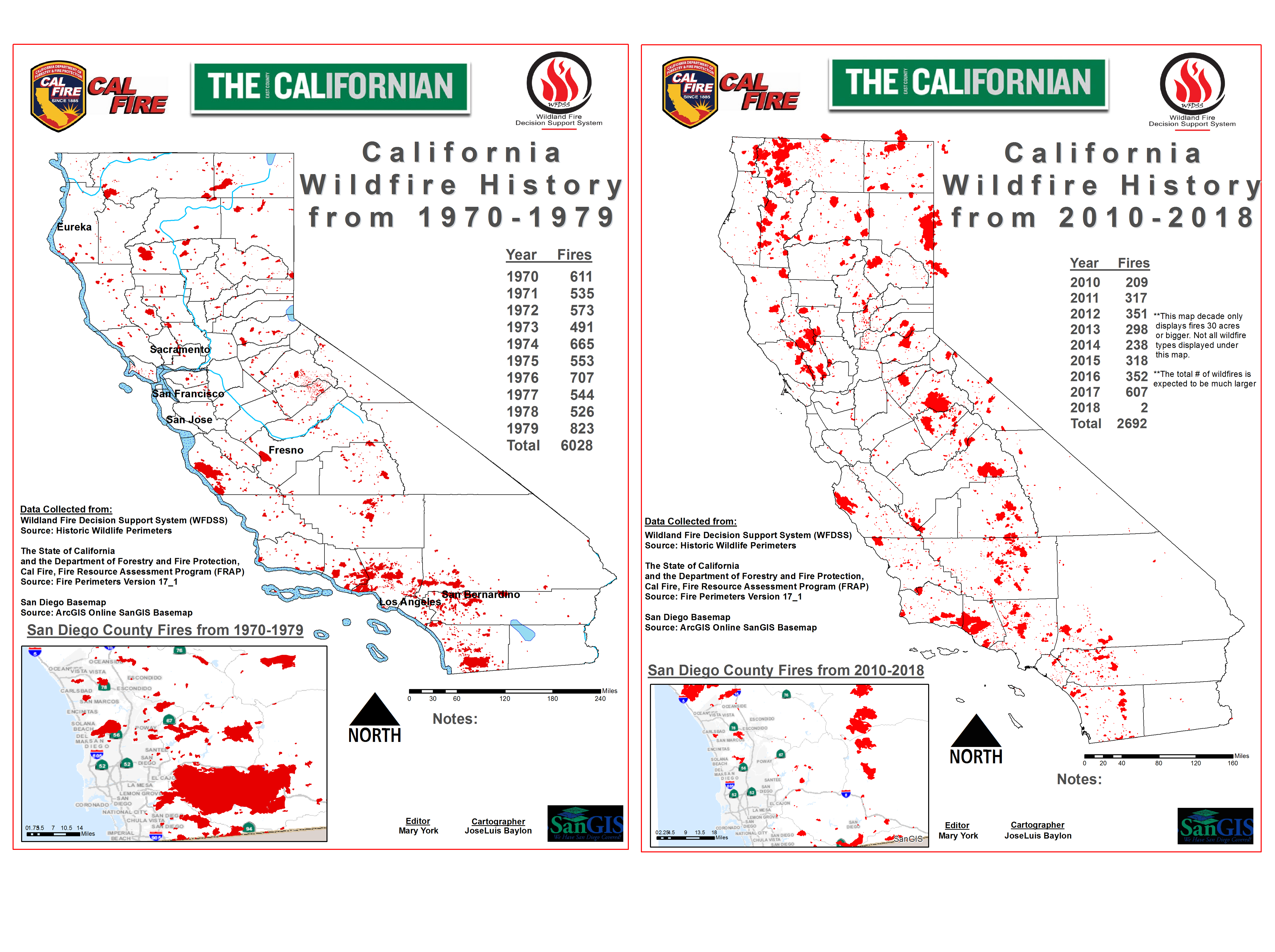 California Wildfires Are An Increasing Preventable Tragedy The