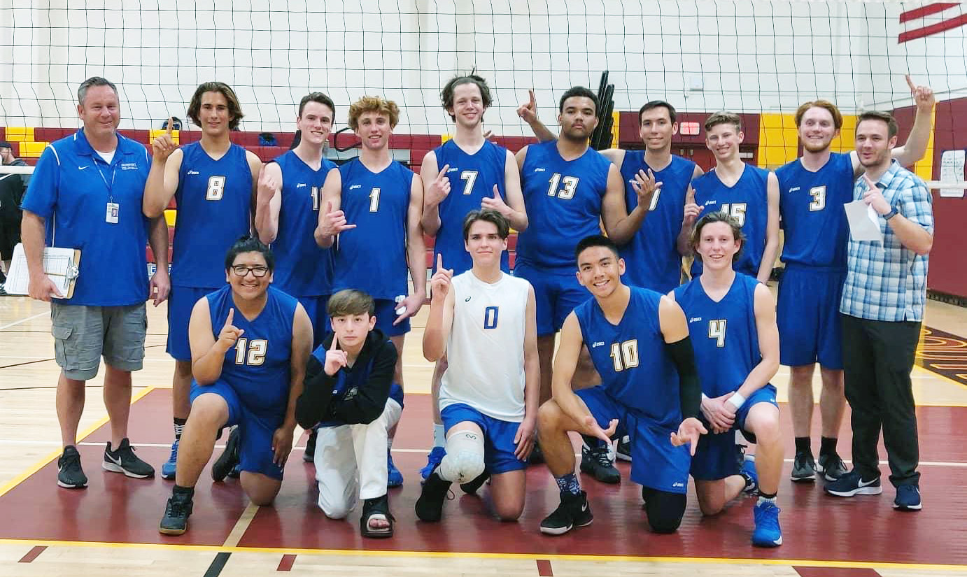 Boys Volleyball Teams Were Off To Strong Start At Schedule Pause